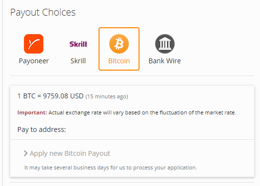 Paid-to-click that pays you in bitcoins rate soccer sports betting forum