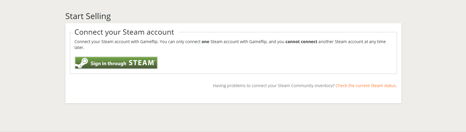 How to create a Steam Bot listing? – Gameflip Help