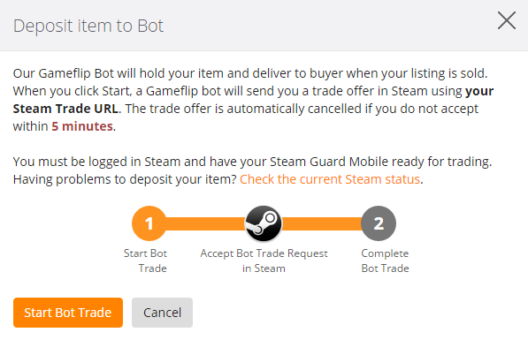 steam how to send trade offers